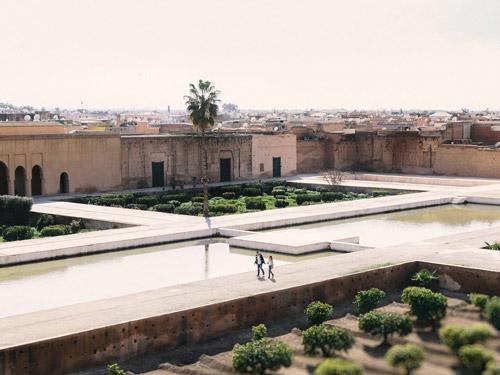 Sesion Preboda en Marruecos