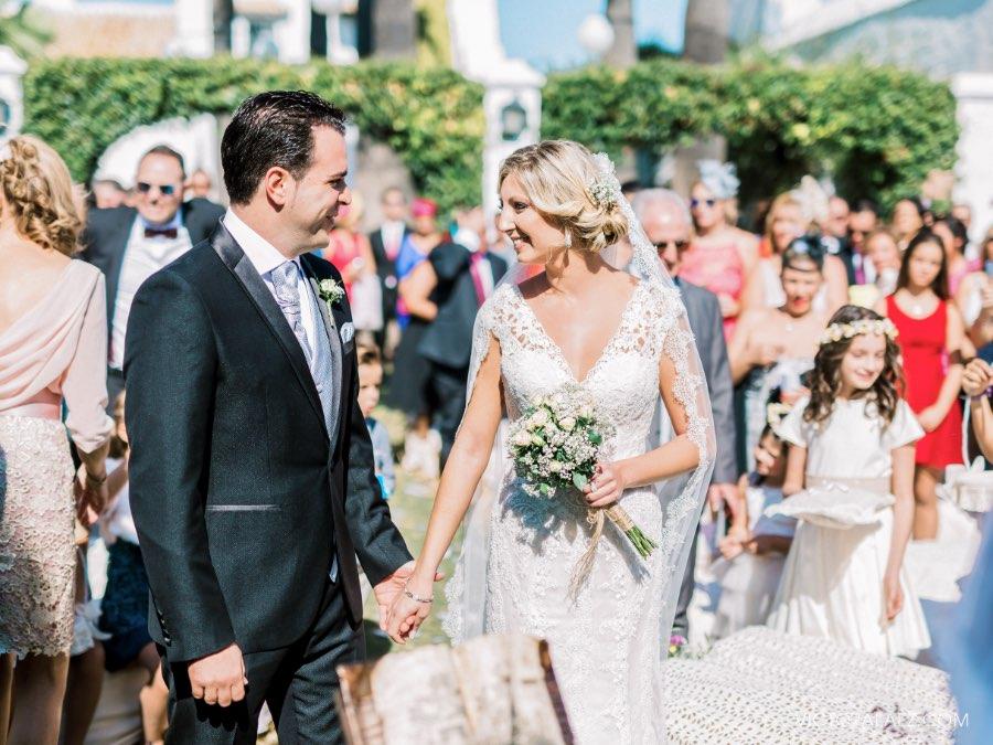 Wedding in Hacienda los Miradores in Seville