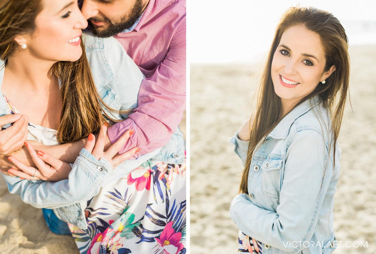 Engagement Session at the Beach