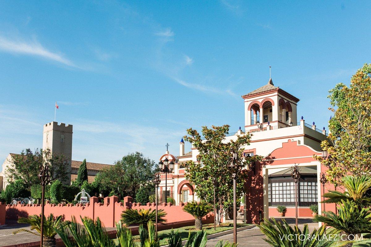 Boda en Monasterio Monte Carmelo