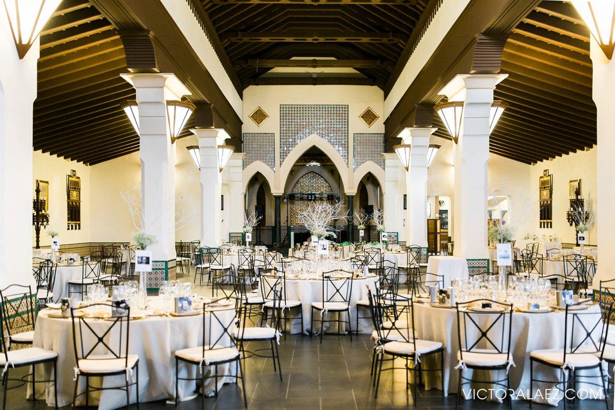 Salón de Boda en Monasterio Monte Carmelo
