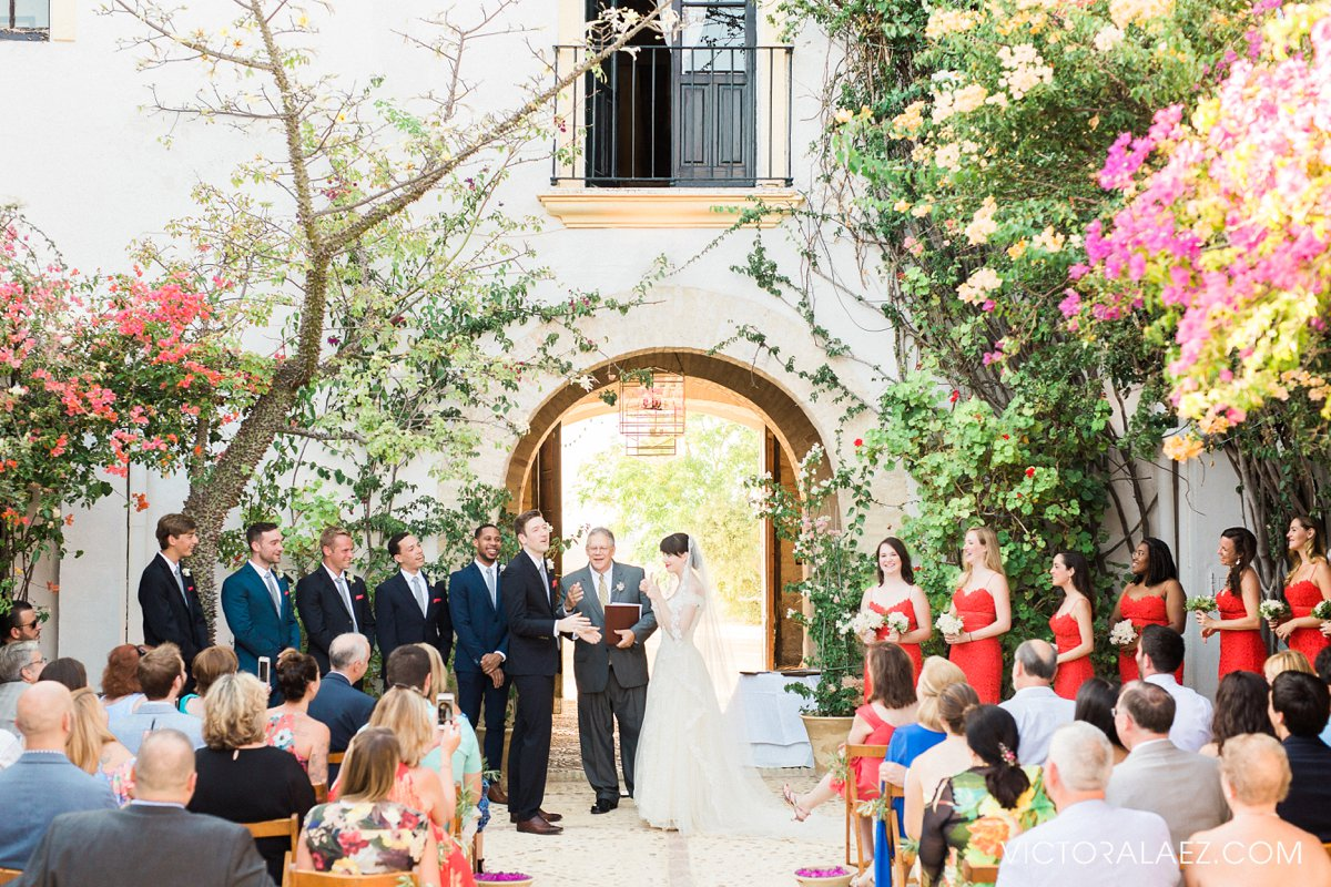 Hacienda San Rafael Wedding