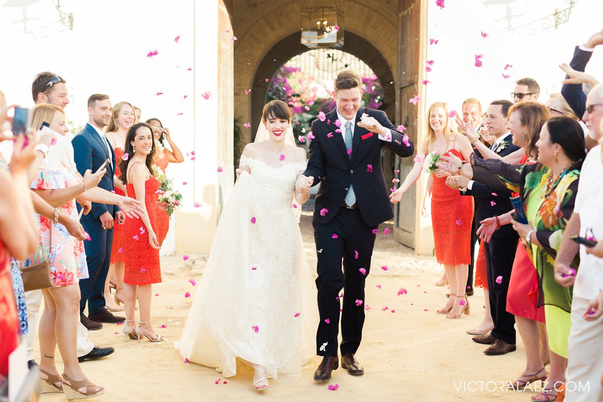 Hacienda San Rafael Destination Wedding