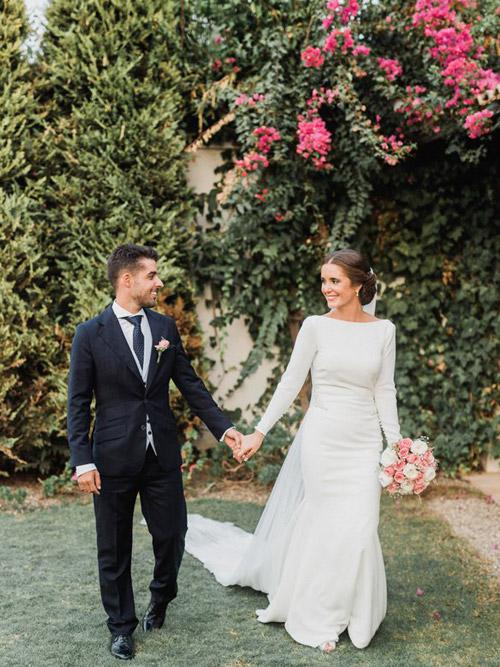 Wedding in Los Frailes de San Alberto