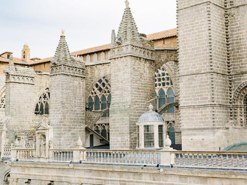Boda en las Murallas de Ávila