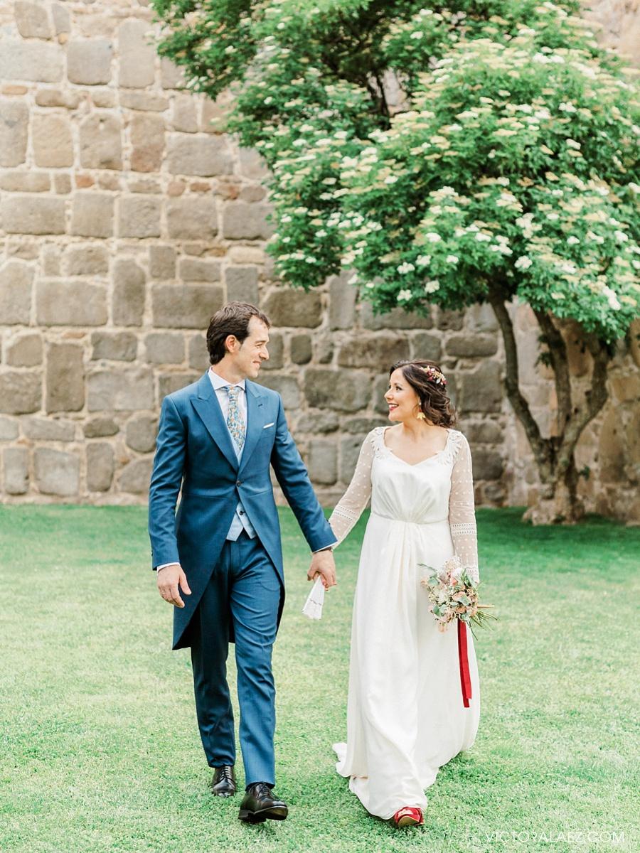 Wedding in Sofraga Palacio Avila