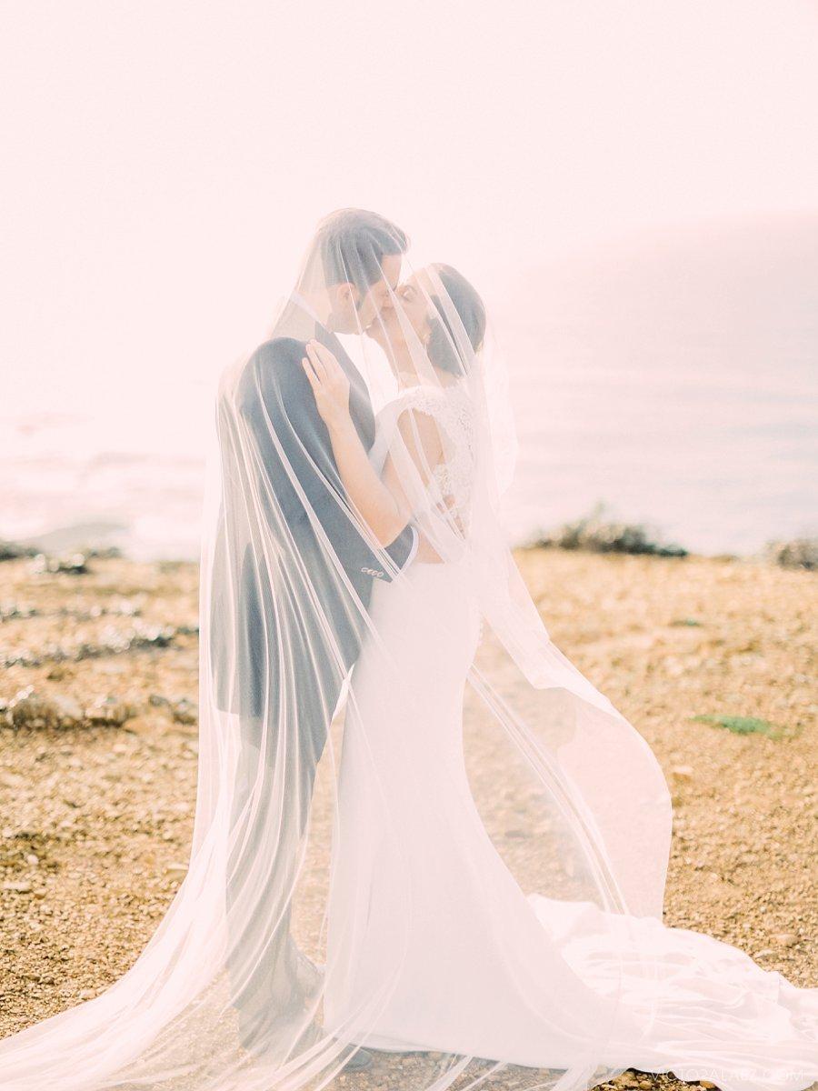 Honeymoon Photoshoot in El Algarve