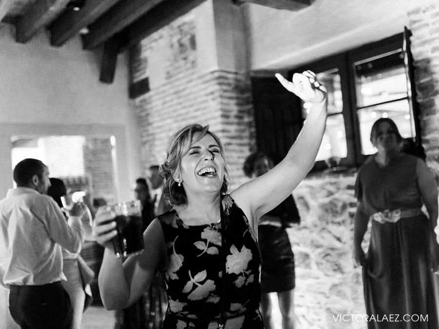 Dance Wedding Party in Sofraga Palacio