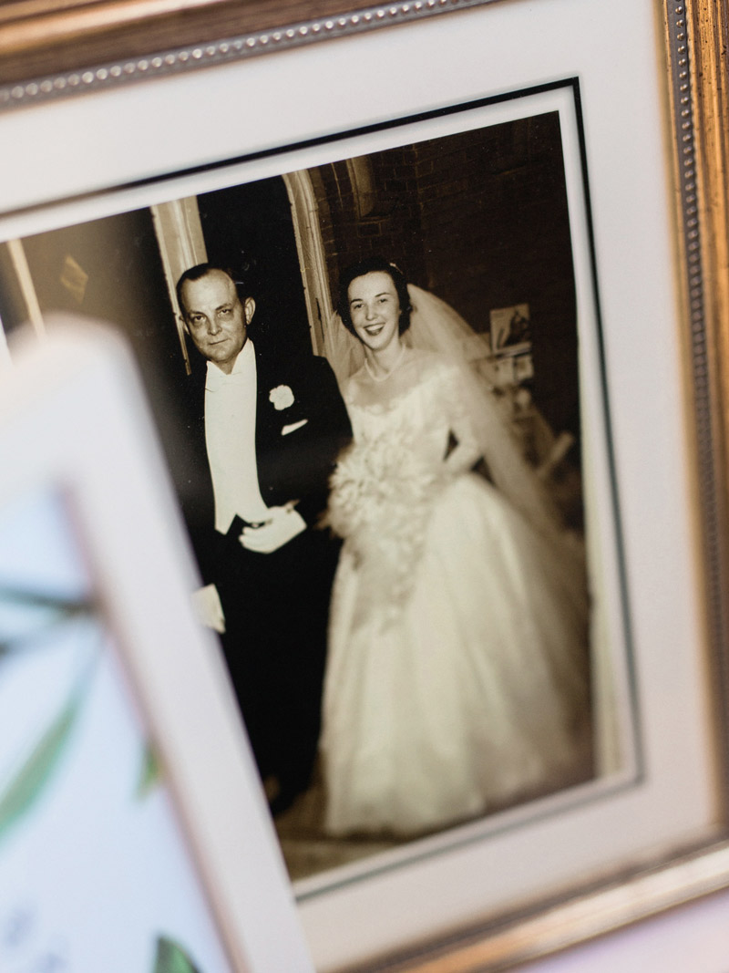 Honoring Family Memories in your Wedding Day