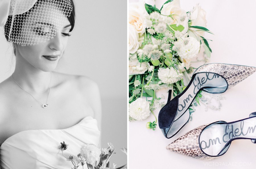Bridal Details of an Elopement in Ronda