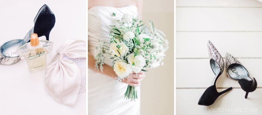 Bridal Details in Hotel Fuente de la Higuera, Ronda