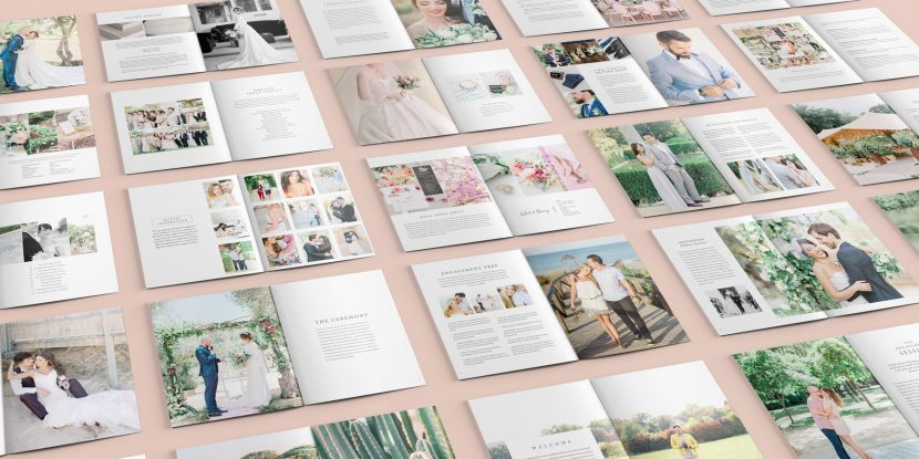 Hero Cover Promotional Bridal Guide by Victor Alaez