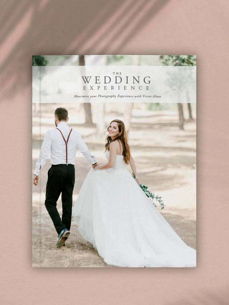 The Wedding Experience Bridal Book Cover